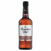 Canadian Club Spiced Whisky 700mL