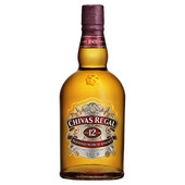 Chivas Regal 12 Year Old BIS Scotch Whisky 700mL