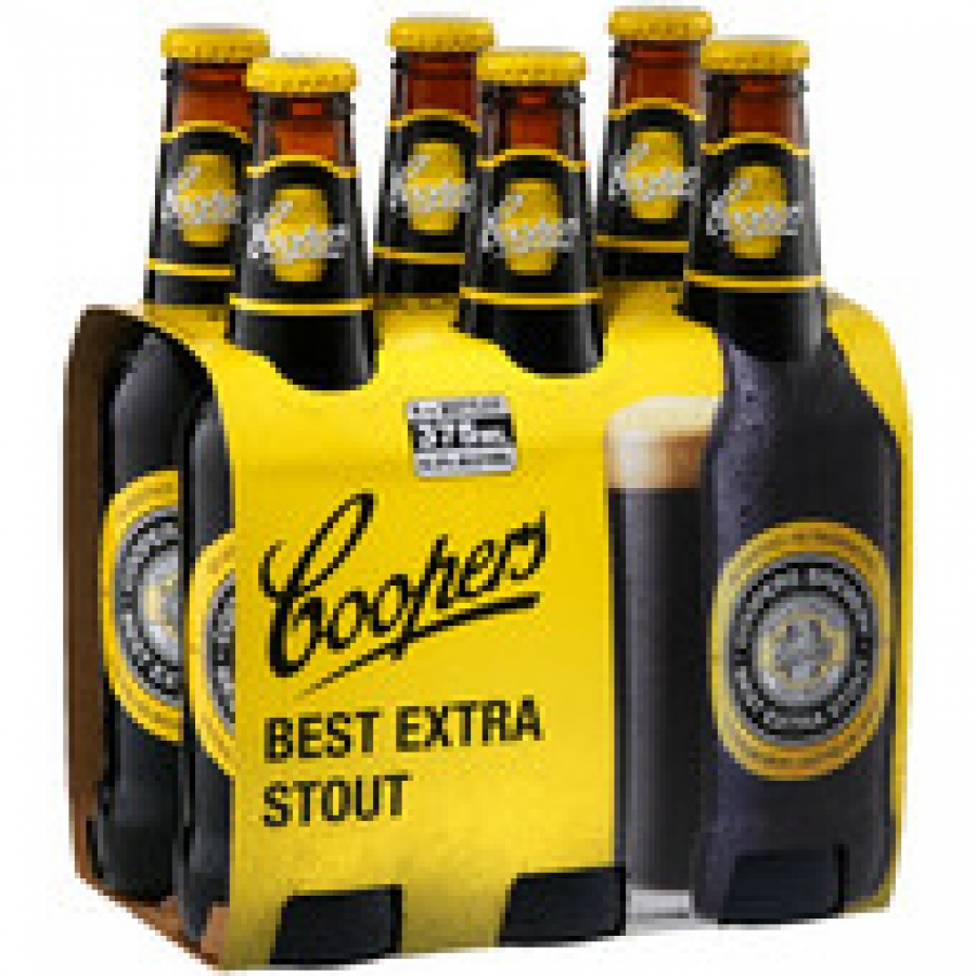 Coopers Extra Stout 6 pack
