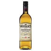 J.P. Wiser's Triple Barrel Canadian Whiskey 700mL