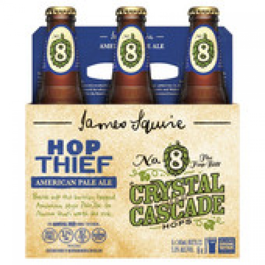 James Squire Hop Thief 345mL Bottle 6 pack