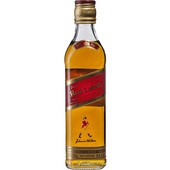 Johnnie Walker BIS Red Label Scotch Whisky 375mL