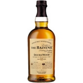 The Balvenie 12 Year Old Doublewood Single Malt Scotch Whisky 700mL