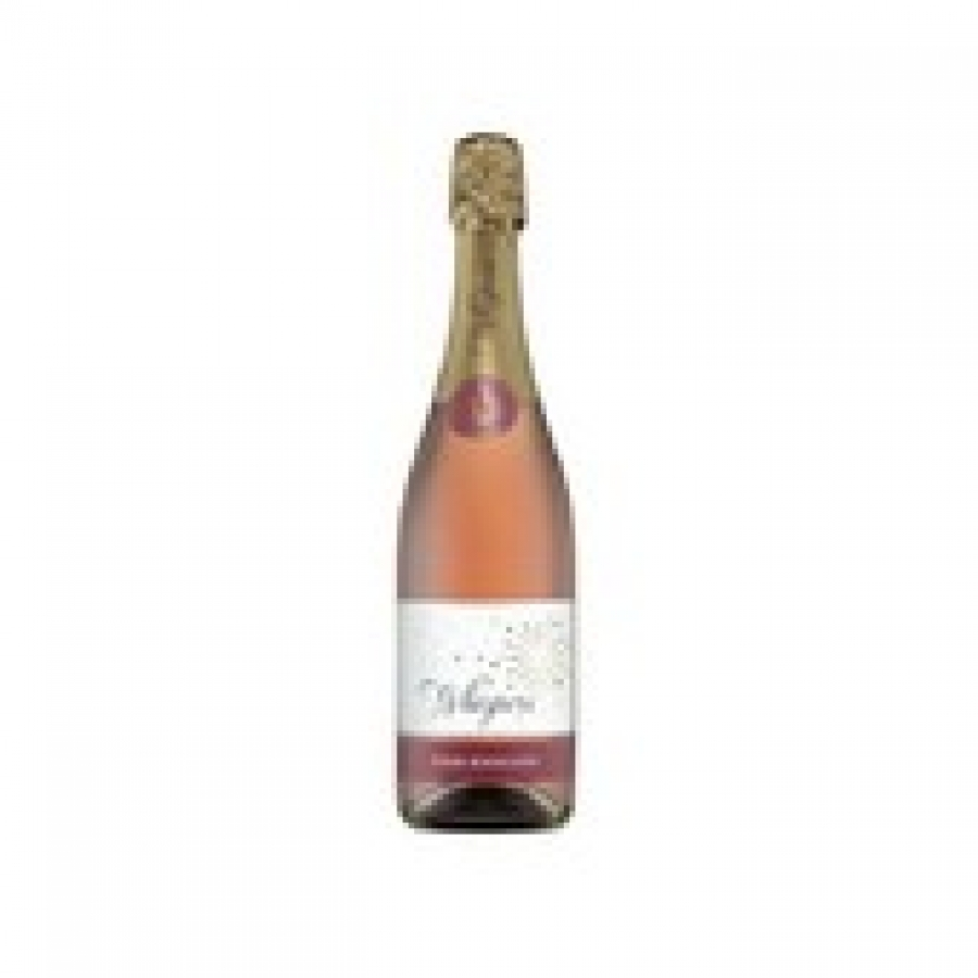 Whispers Sparkling Moscato Pink 750mL