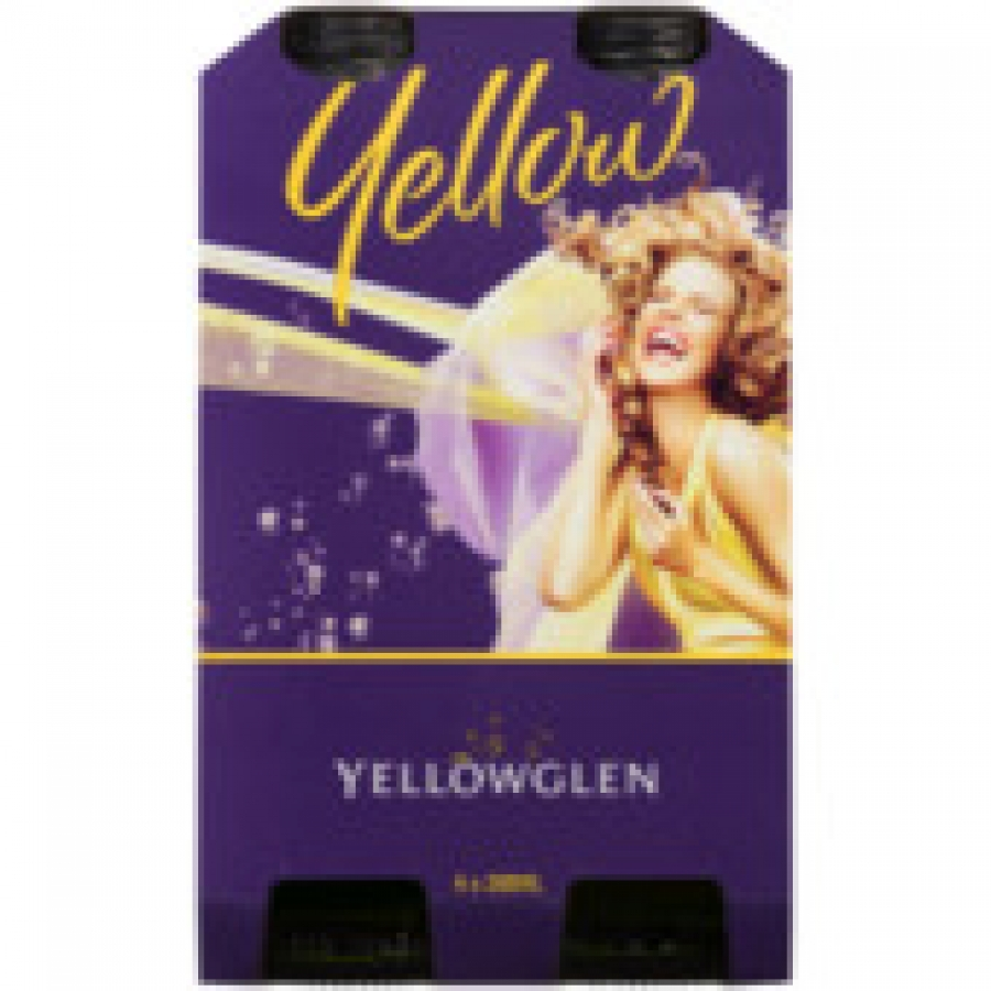 Yellowglen Yellow Piccolos Non Vintage 4 pack